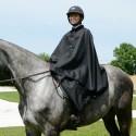 Protection à cheval JUPÉCAP® - 2 pièces (Jupe + Grande cape)